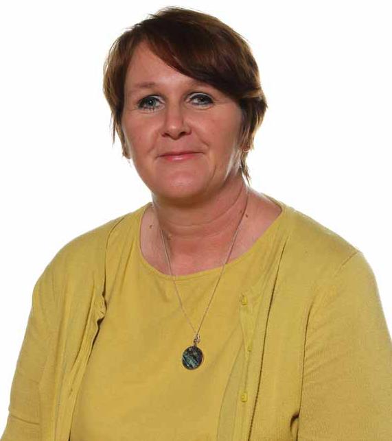 Mrs Harteveld, SENDCO