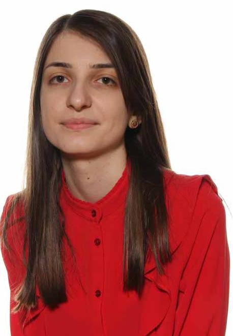 Class Teacher - Miss Foric