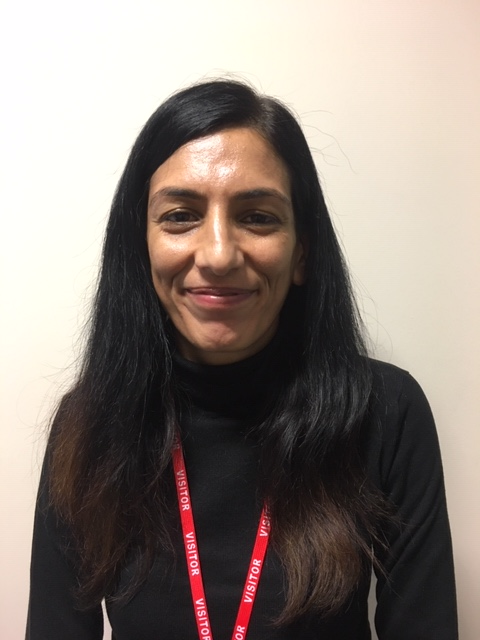 Mrs Dhadda, Family Support Worker