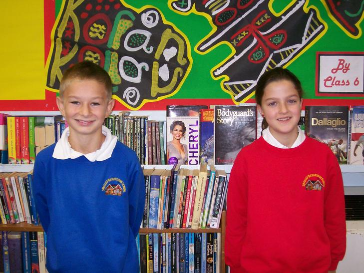 Daniel and Sophie - Class 6