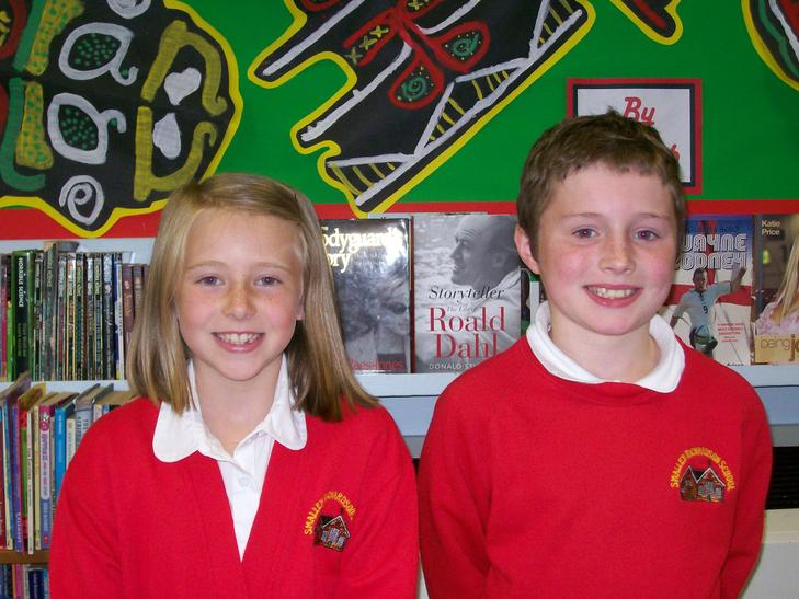 Maddie and Thomas H -Class 5