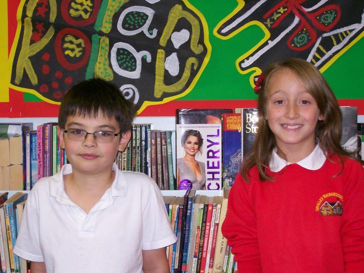 Sam and Jessica - Class 6
