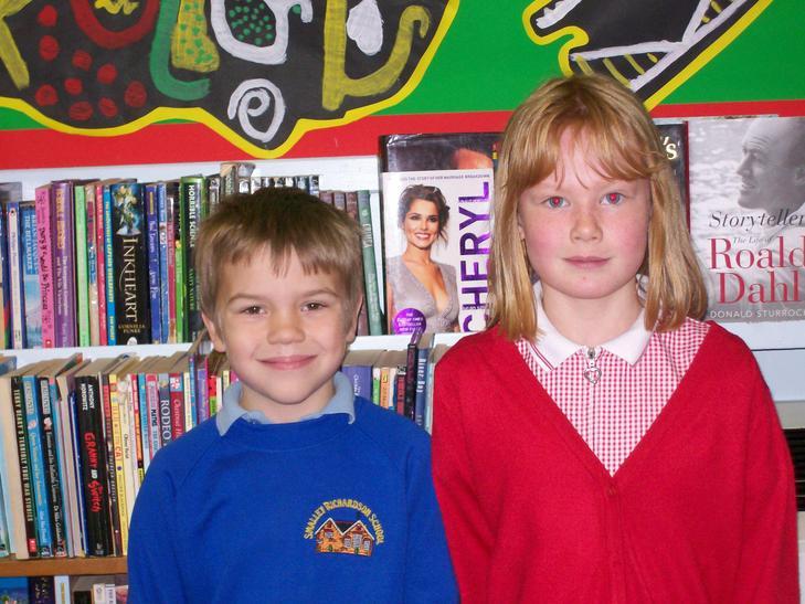 Kaleb and Emma - Class 3