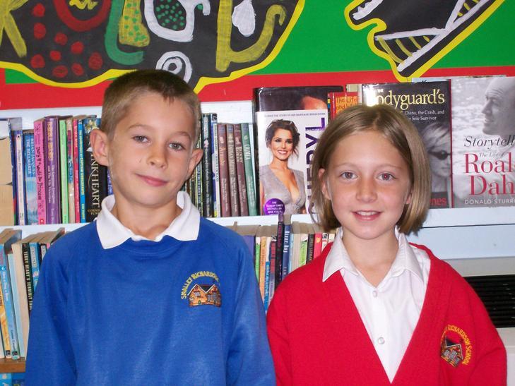 Joe and Charlotte - Class 4