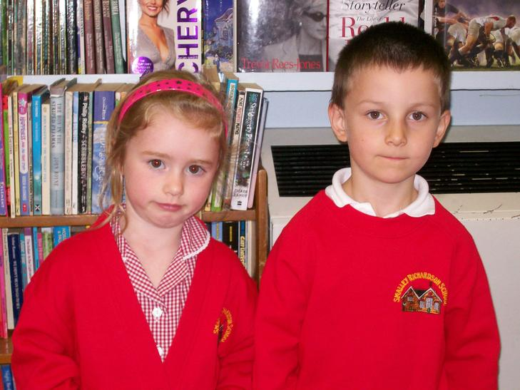 Rowan and Emily - Class R