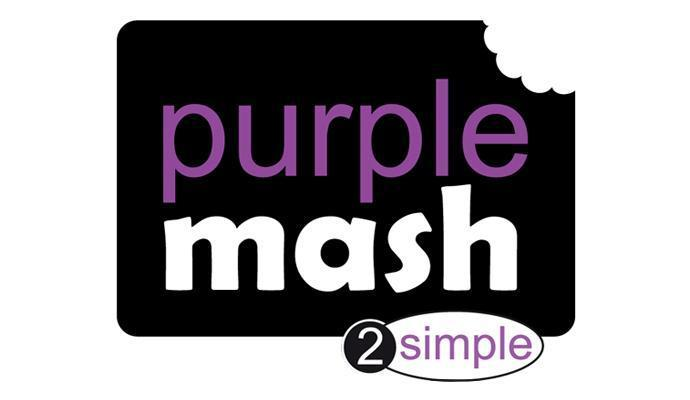 Purple Mash can be used at any time, by any child at home.