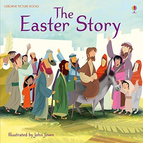 We will learn about The Easter Story (it isn't all about chocolate!)
