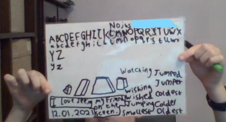 Nojus - multi targets on one whiteboard!