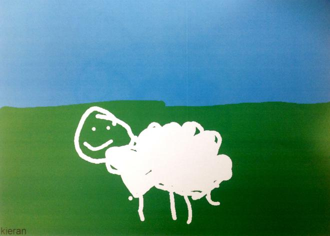 Kieran's Sheep