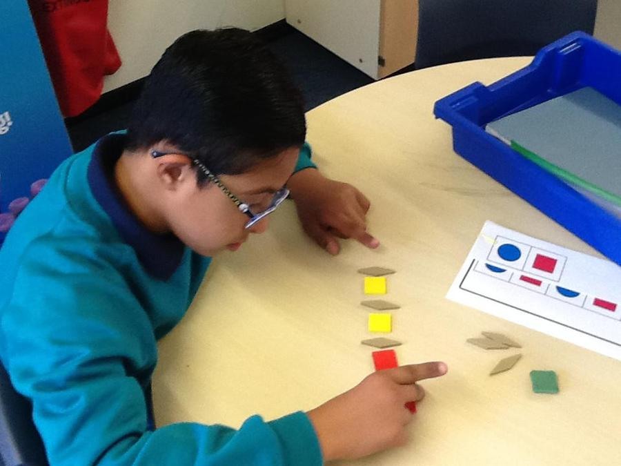 2D shapes and patterns