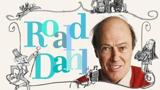 Our author: Roald Dahl.