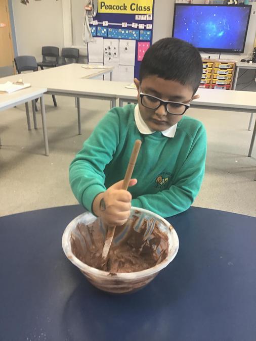 Chocolate 'Mud' cakes