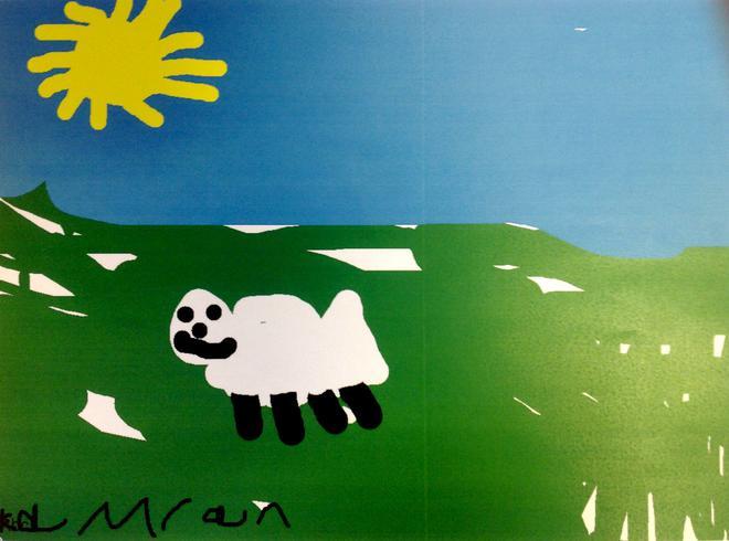 Kamran's Sheep