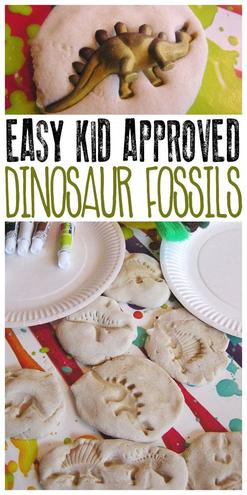 Make fossils