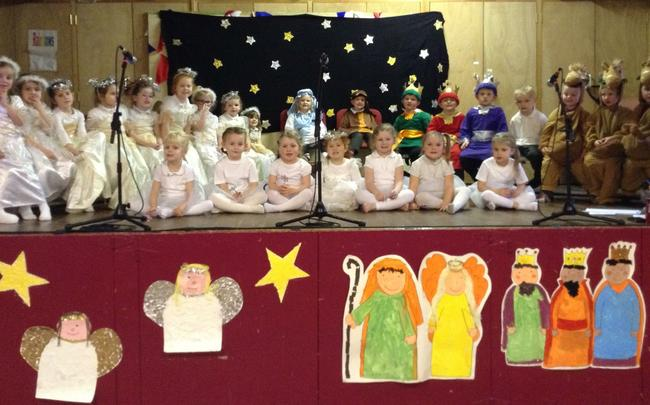 An amazing performance by Reception, Well Done