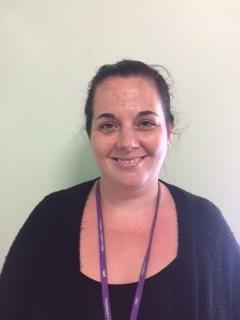 Mrs Clare Williams, 1-1 Teaching Assistant
