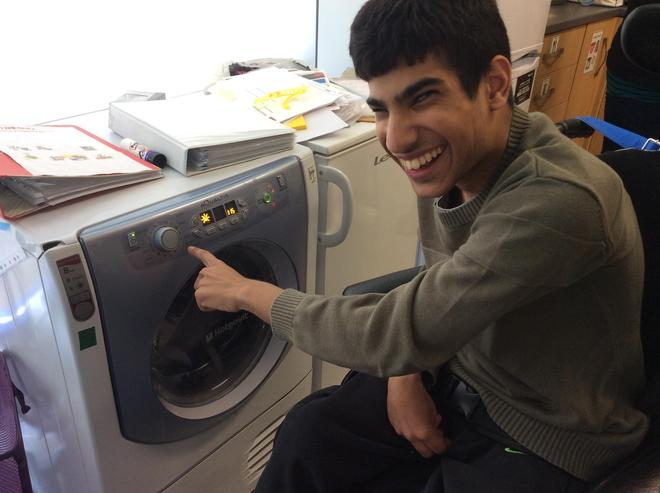 Working with time and temperature for tumble dryer