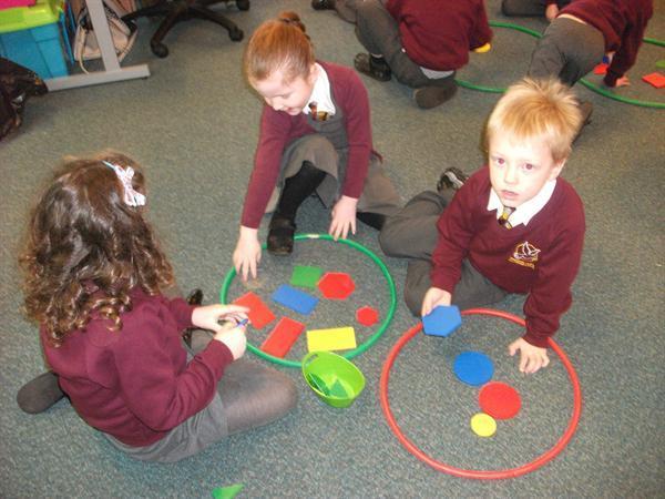 Team work in numeracy