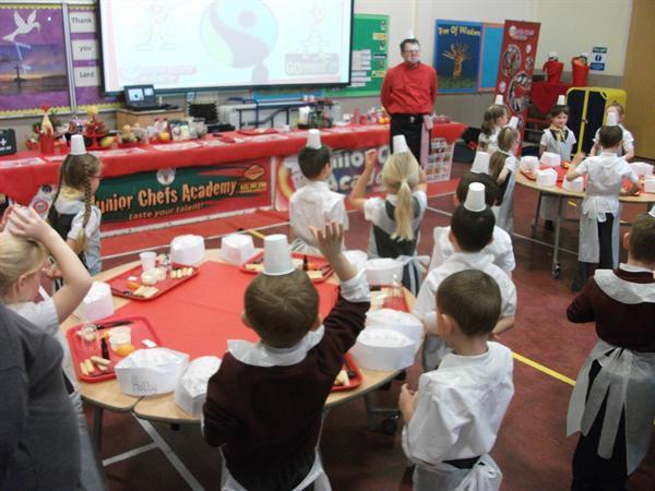 Junior Chef Workshop