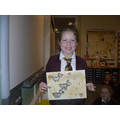 Year 3/4 Cave Drawings