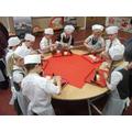 Year 1/2 Junior Chef workshop
