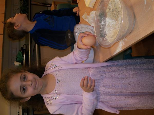 DT- Biscuit making