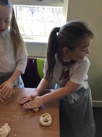 Making Pretzels