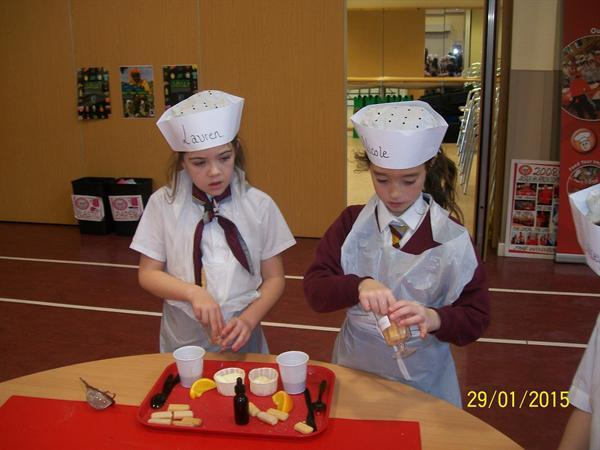 Junior Chefs!