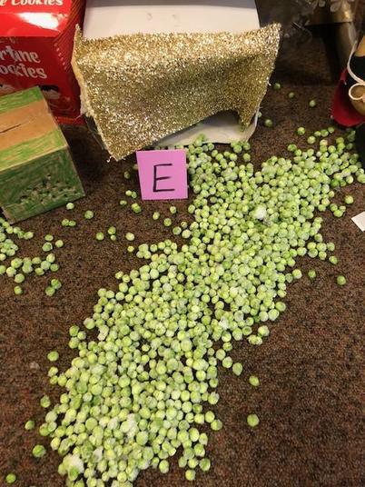 Evil Pea had help escaping!