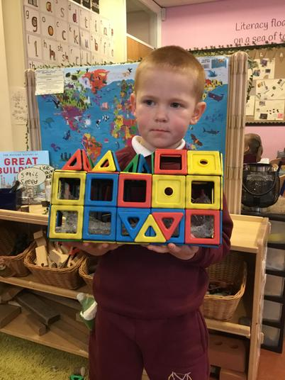 Making a structure for Humpty Dumpty
