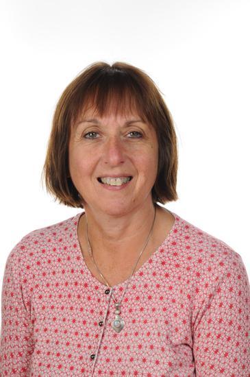 Anne Burrell - Senior Admin Officer
