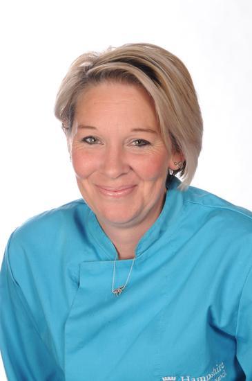 Karen Littlechild - Catering Manager