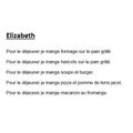 Elizabeth 6ET