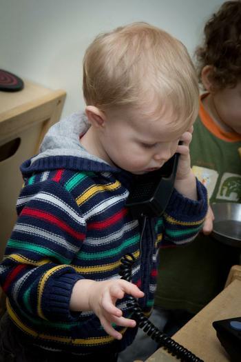 Using the telephone