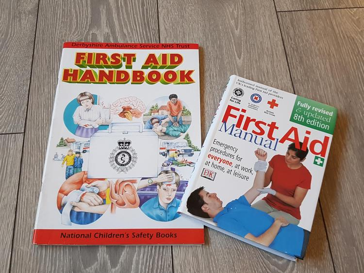 FIRST AID HELP