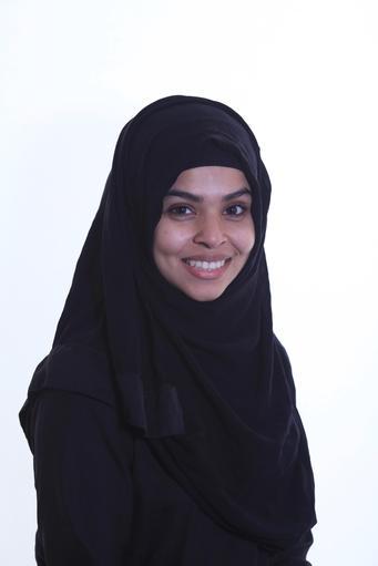 Miss J Begum ~ Teacher