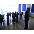 Our theme was 'Alien Invasion'.