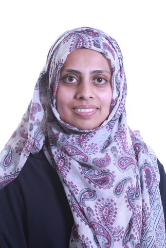 Mrs F Khamisa ~ Teacher