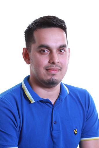 Mr S Rahman-Ali ~ Teacher ~ 5SRA