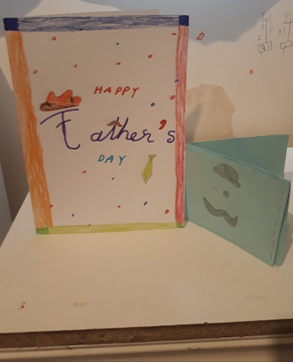 Great Father's Day card Sehajdeep.