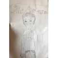 Lahna's excellent portrait of Mr Morrissey.