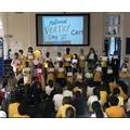 Poetry Day Performances!