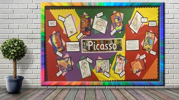 Pablo Picasso by Y1 at Suffolk Road Site
