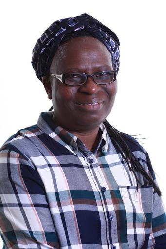 Mrs R Akintola ~ Teacher ~ 3RA