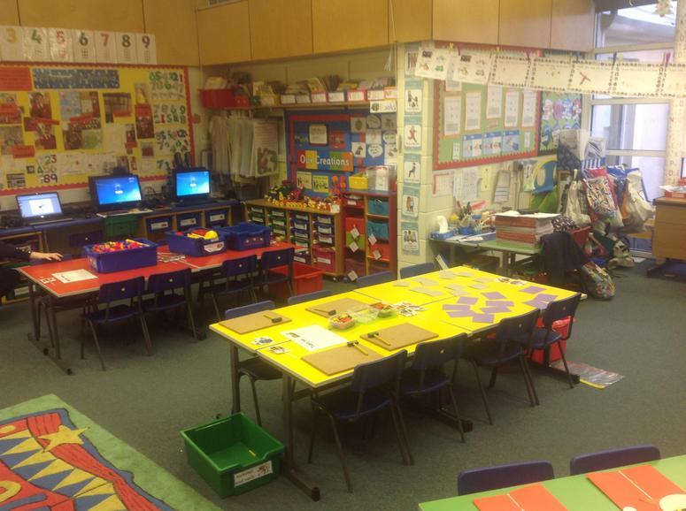 P1 Classroom