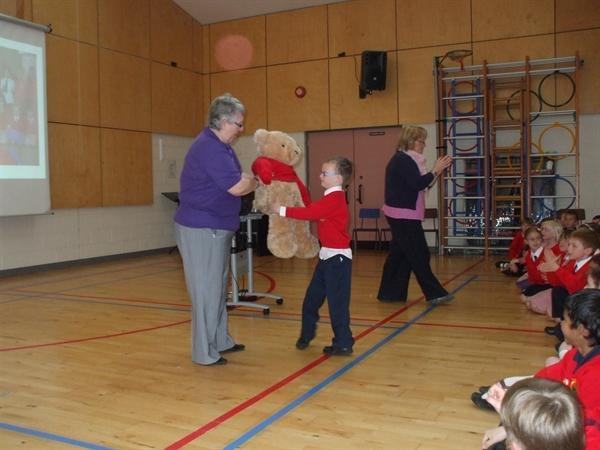 P2 won Red Ted this week!