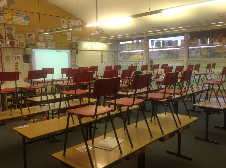 P7 Classroom