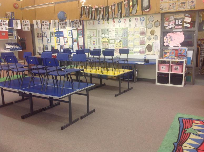P2 Classroom