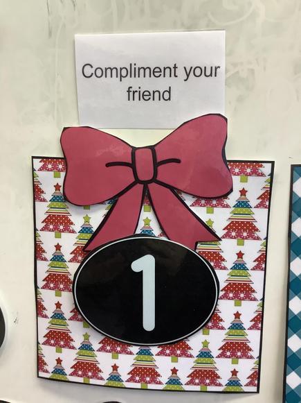 Day 1 Christmas kindness