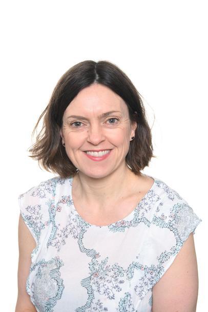 Mrs Swain - EYFS Lead.